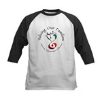 Valuing Our Families Kids Baseball Jersey