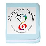 Valuing Our Families baby blanket