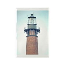 Currituck Beach Light Rectangle Magnet