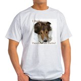 Cute Shetland sheepdog T-Shirt