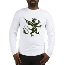 Argyle Gryphon Long Sleeve T-Shirt