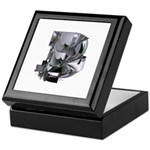 Heavy Metal 3 Keepsake Box