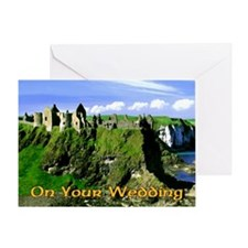 Irish Wedding Blessings Greeting Card