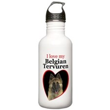 Belgian Tervuren Water Bottle