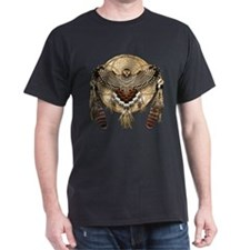 Red-Tail Hawk Dreamcatcher T-Shirt
