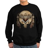 Red-Tail Hawk Dreamcatcher Jumper Sweater