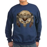 Red-Tail Hawk Dreamcatcher Sweatshirt