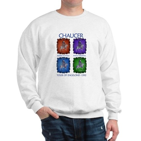 Chaucer 1392 England Tour Sweatshirt