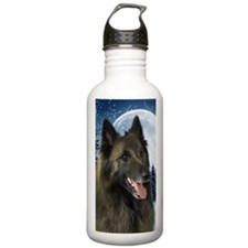 Belgian Tervuren Sports Water Bottle