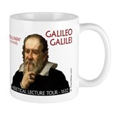 Galileo Heresy Tour Small Mug