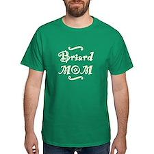 Briard MOM T-Shirt