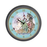Kay Nielsen's Princess Minot Wall Clock