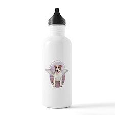 Pit Bull Angel Water Bottle