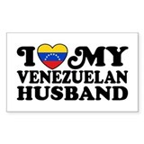 Venezuelan Husband Decal