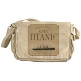 RMS TItanic Messenger Bag