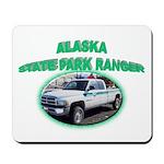 Alaska State Park Ranger Mousepad