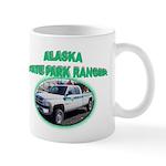 Alaska State Park Ranger Mug