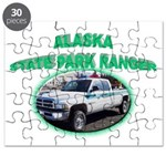 Alaska State Park Ranger Puzzle