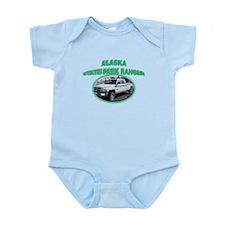 Alaska State Park Ranger Infant Bodysuit