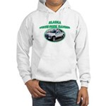 Alaska State Park Ranger Hooded Sweatshirt