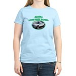 Alaska State Park Ranger Women's Light T-Shirt