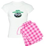 Alaska State Park Ranger Women's Light Pajamas