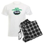 Alaska State Park Ranger Men's Light Pajamas