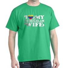 I Love My Venezuelan Wife T-Shirt