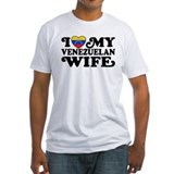 I Love My Venezuelan Wife Shirt
