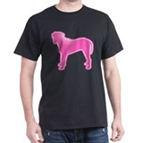Bullmastiff Black T-Shirt