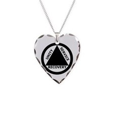 AA03 Necklace Heart Charm