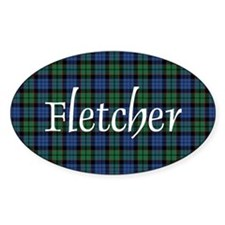 Tartan - Fletcher Decal