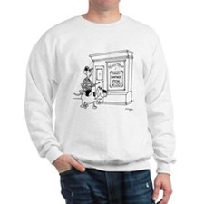 Bird Dog Points To Turkey Sandwich Sweater
