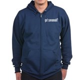 GOT SAVANNAH Zip Hoody