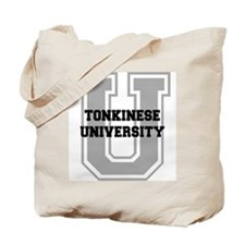 Tonkinese UNIVERSITY Tote Bag