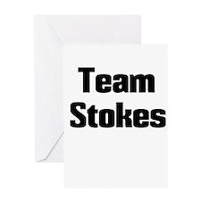 Team Stokes 1 Greeting Card