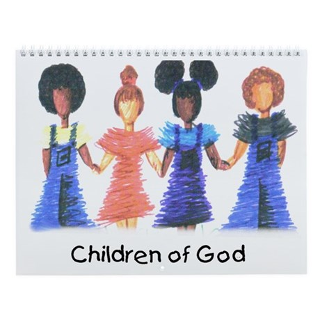 Child of God, Child of God / Wall Calendar
