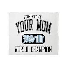 BS11Prop Throw Blanket