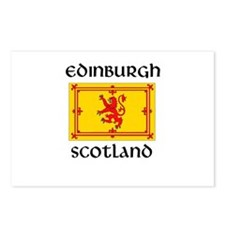 Cute Golf scotland Postcards (Package of 8)