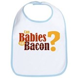 Can Babies Eat Bacon? Bib