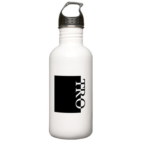 TRO Typography Stainless Water Bottle 1.0L