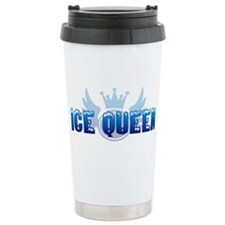 Ice Queen Ceramic Travel Mug