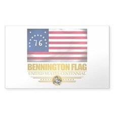 """Bennington Flag"" Decal"