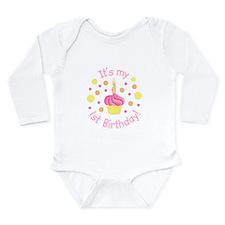 Unique Baby girl onesy Long Sleeve Infant Bodysuit