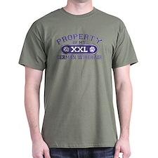 German Wirehair PROPERTY T-Shirt