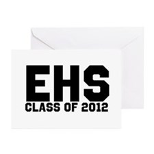 2012 Graduation Greeting Cards (Pk of 20)