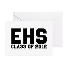 2012 Graduation Greeting Cards (Pk of 10)