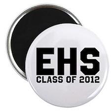 "2012 Graduation 2.25"" Magnet (10 pack)"