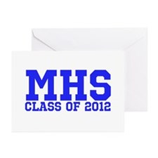 2012 Graduation Greeting Cards (Pk of 20)