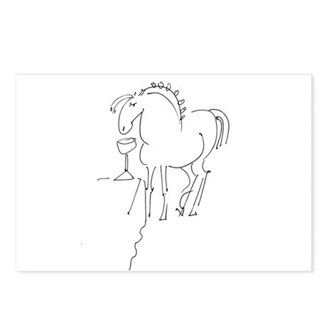 Pony Buddy Postcards (Package of 8)